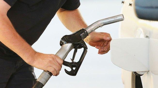Hacia arriba los precios de la gasolina en la Bahía