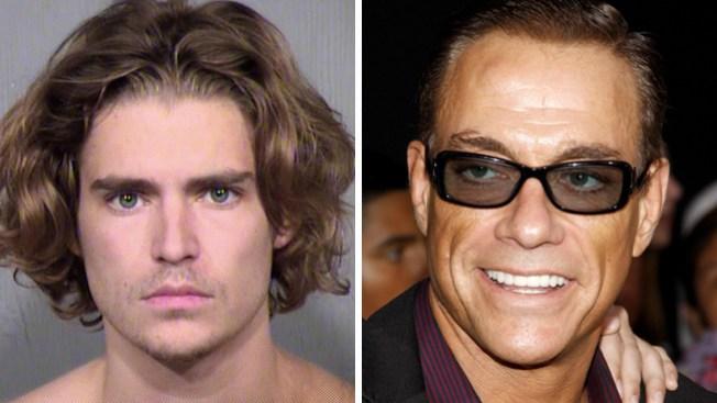 Arrestan a hijo del actor Jean-Claude Van Damme