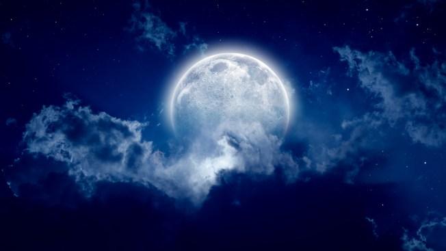 Se viene la última luna azul hasta el 2018