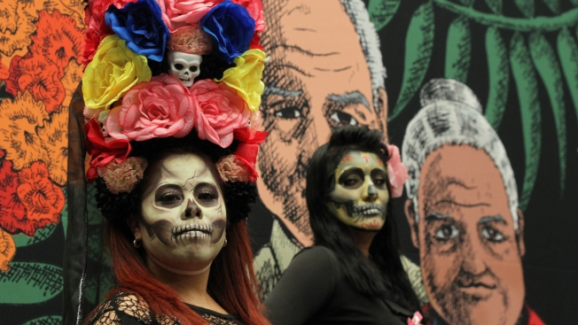 Ciudad de México se prepara para el Día de Muertos