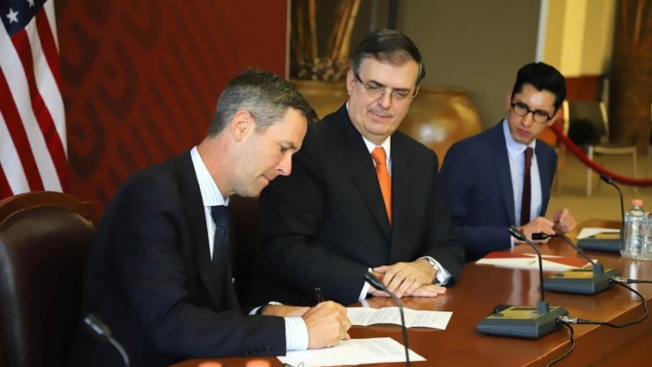 EEUU invertirá $800 millones en el sur de México