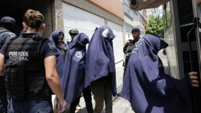18 extranjeras son rescatadas en operativo contra la trata