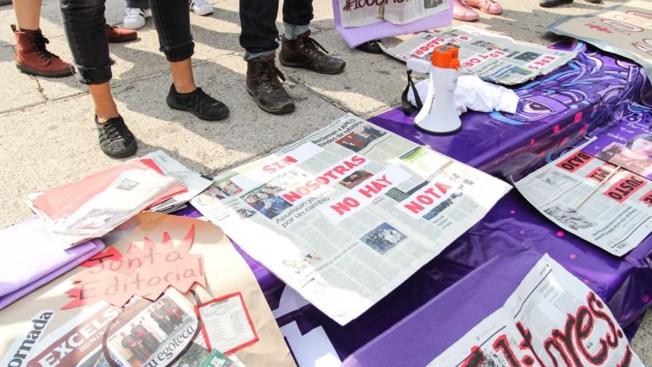 Nueva sacudida por #MeToo a periodistas de México