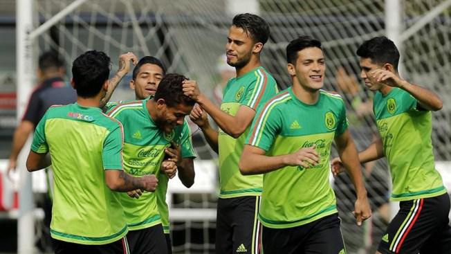 Osorio se 'guarda' arsenal para juego contra Estados Unidos