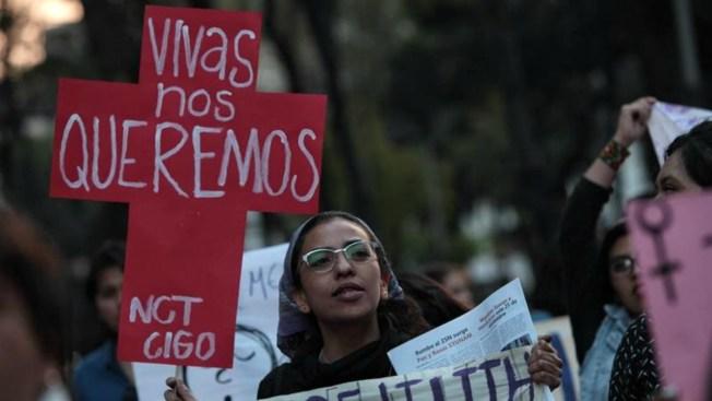 66.1% de las mexicanas sufre violencia de género