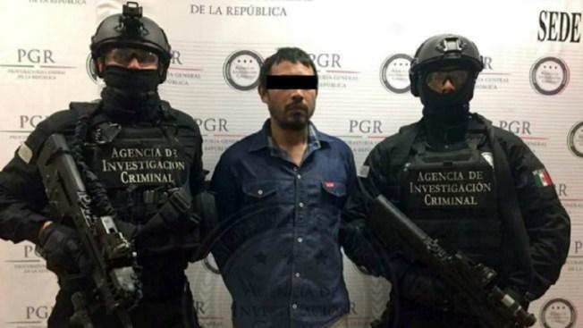 Detiene PGR a plagiario de Veracruz en Cancún