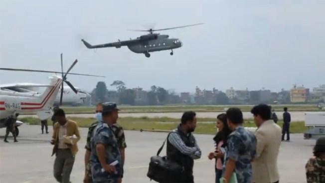 Nepal cierra aeropuerto a aviones grandes