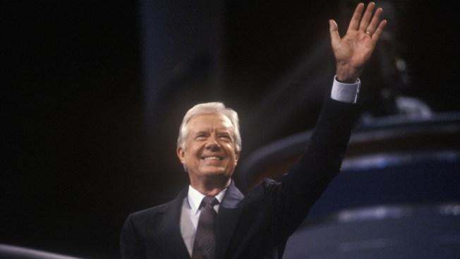 Expresidente Carter anuncia que tiene cáncer