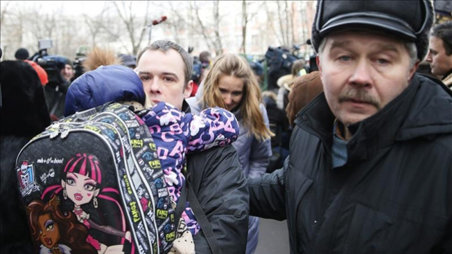 Secuestran a 24 a solo días para Sochi