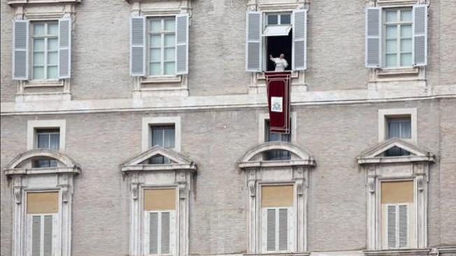 El Papa anuncia viaje a Tierra Santa