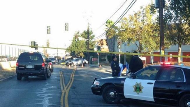 Accidente mortal en Palo Alto