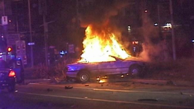 San Francisco: mueren 2 en choque