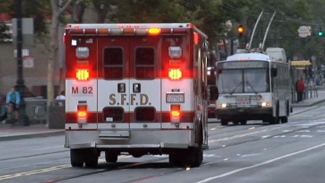 Bomberos de SF: faltan ambulancias y personal