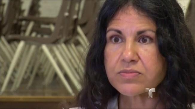 Habla mujer condenada por matar a taconazos