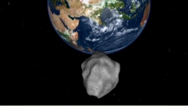 Asteroide impactará el planeta tierra
