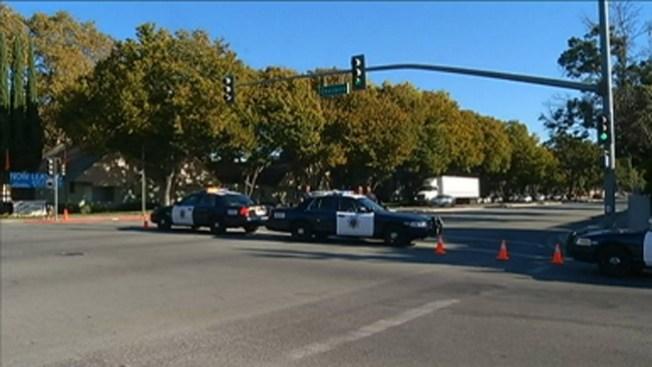 Menor golpeada por auto en San José