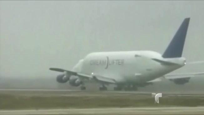Piloto aterriza en aeropuerto equivocado