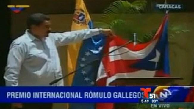 Metida de pata de Maduro