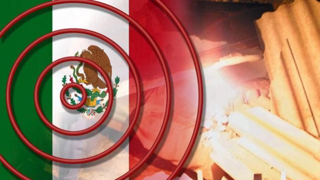 No para de temblar en México