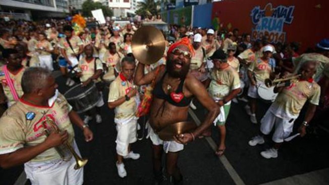 La otra cara del carnaval de Río