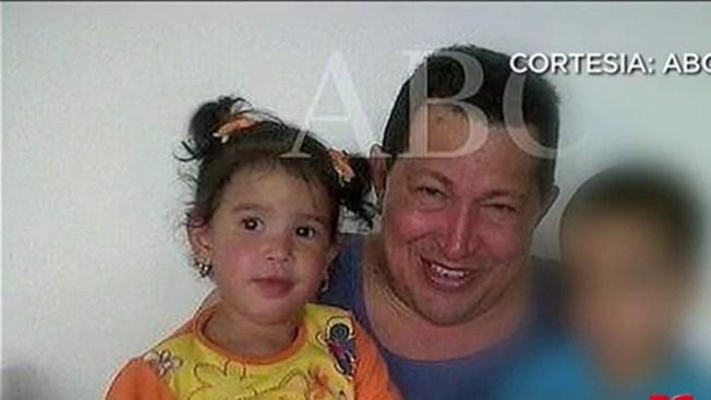 La nueva hija de Hugo Chávez