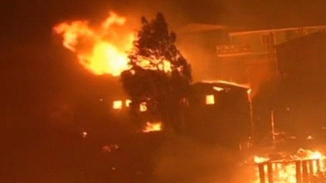 Chile: Al menos 11 muertos en incendio