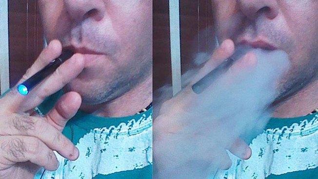 Cigarrillo electrónico causa un incendio