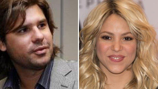 Shakira contraataca a exnovio