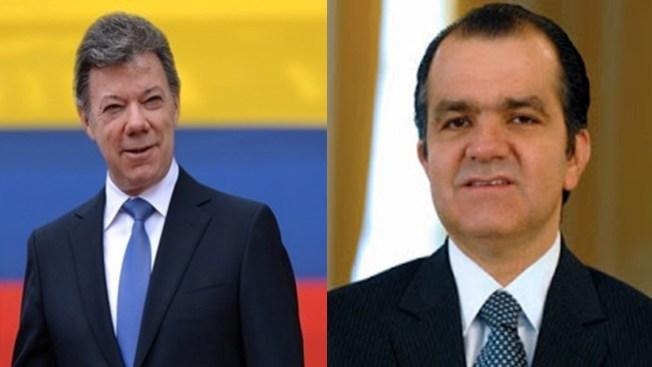 Colombia vota entre Santos y Zuluaga