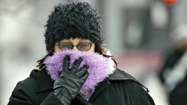 Temperaturas bajo cero rompen récord