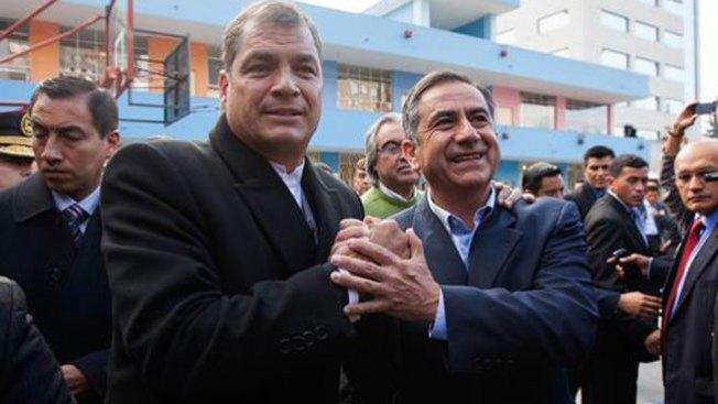 Ecuador vota sus autoridades locales