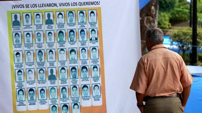 México: caravana por los desaparecidos