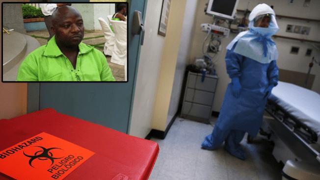 Ébola: un fallo causa 2do contagio
