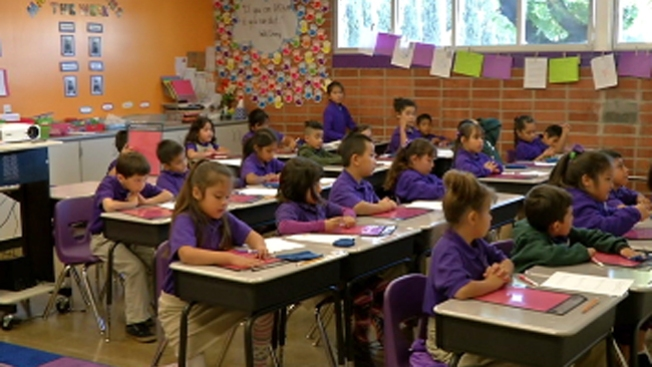 San José: escuela elemental celebra apertura