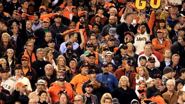 Nuevo código de vestimenta para fans de los Giants