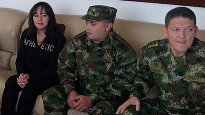 Las FARC liberan a general del ejército