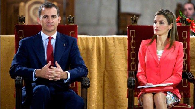 Felipe de Borbón listo para asumir cargo