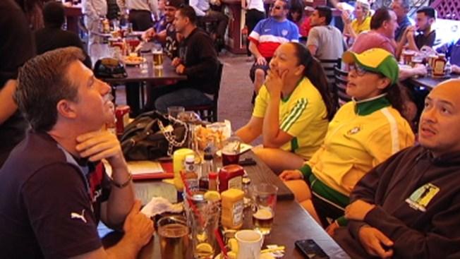 Se reportan enfermos para ver el Mundial