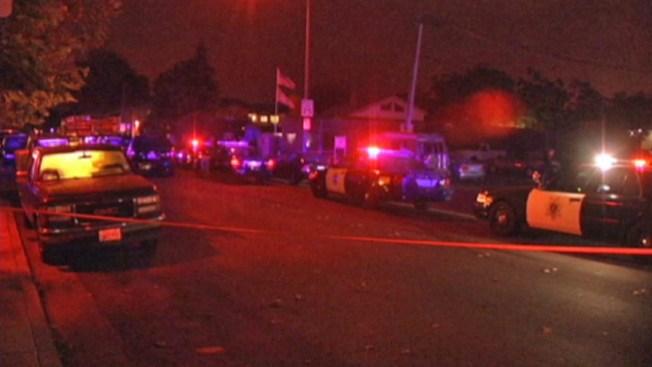 Homicidio doble en San José
