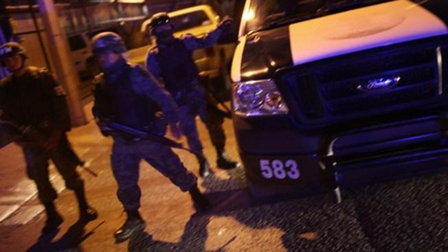 Iguala: así se detuvo al alcalde y esposa