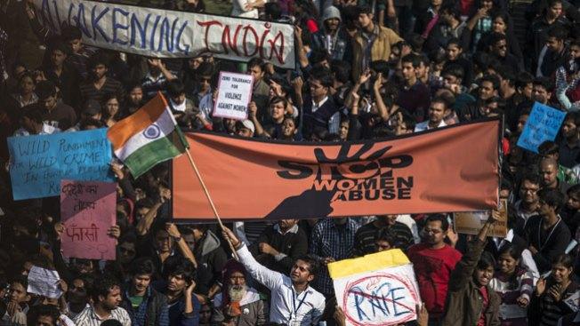 Otra violación múltiple en bus de India