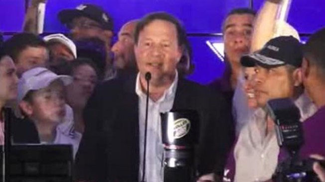 Varela gana las elecciones en Panamá