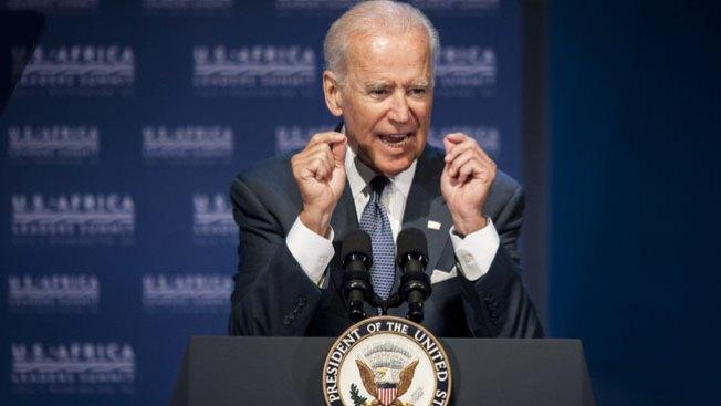 Joe Biden, fuera de sí en discurso de ISIS