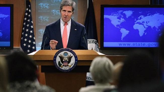 Kerry: Régimen Sirio planeó el ataque