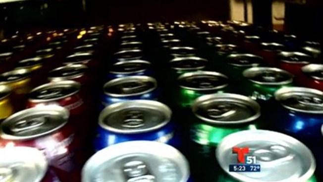 SF: impuesto a la soda irá a votación