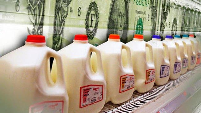 Temen que explote el precio de la leche