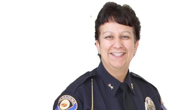 Latina jefa de policía de San Pablo