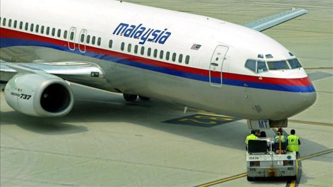 Avión: encontraron material de interés
