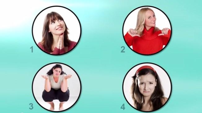 Los 4 tipos de mujeres: ¿tú cuál eres?