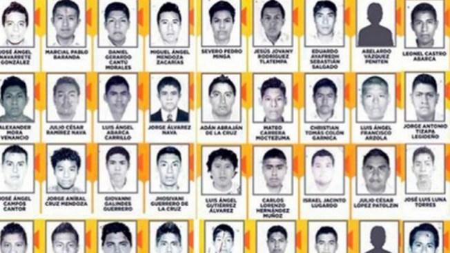 Habla padre de estudiante desaparecido en Iguala